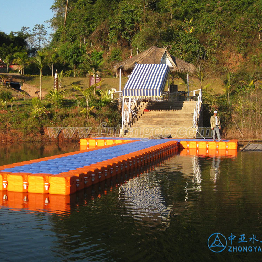 云南西双版纳浮动码头