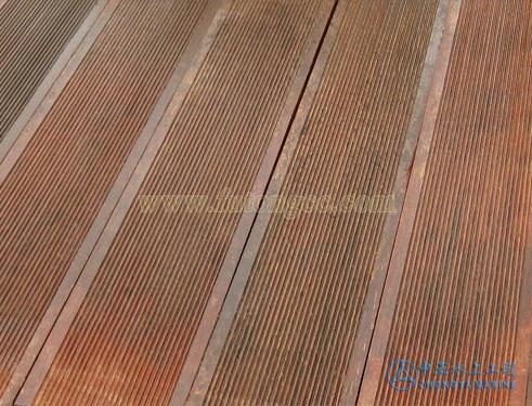 菠萝格硬木铺板