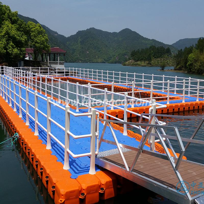 浙江衢州华电游泳池