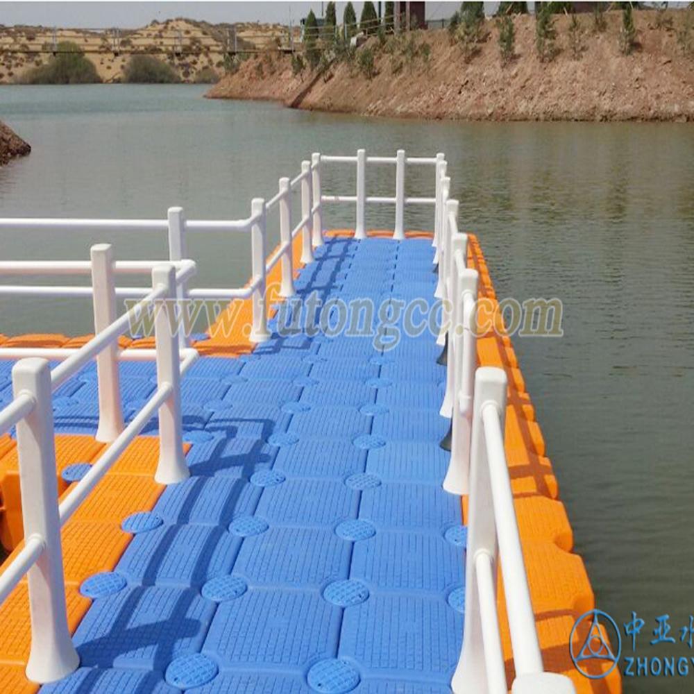 内蒙古鄂尔多斯市准葛尔旗水镜湖浮动码头