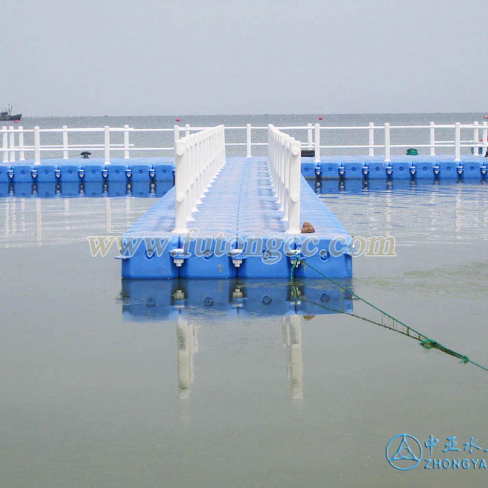 山东威海浮动码头