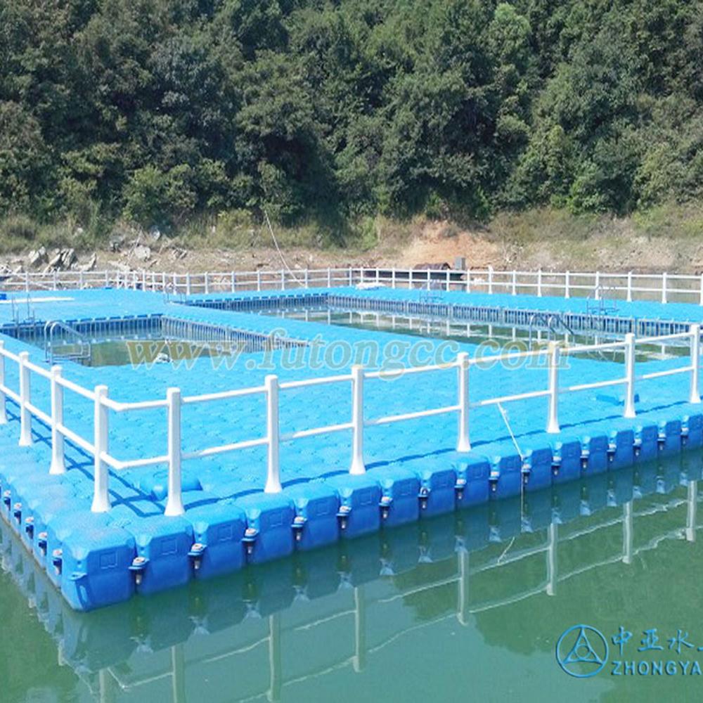 湖南郴州东江湖水上泳池