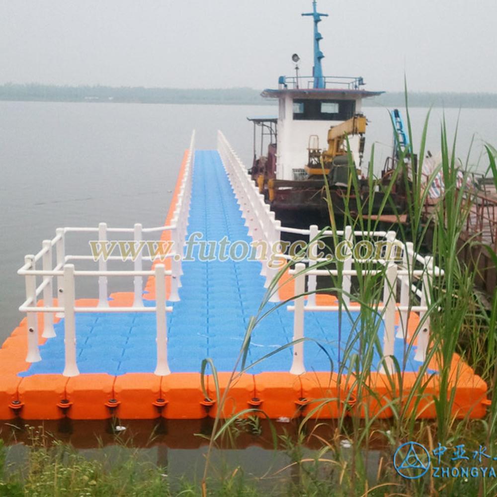 湖北长江天鹅湖白鳍豚国家保护区水上通道