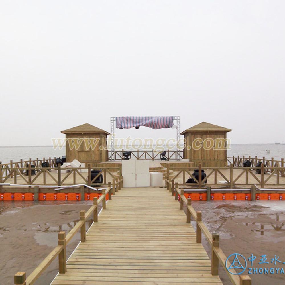上海奉贤水上舞台