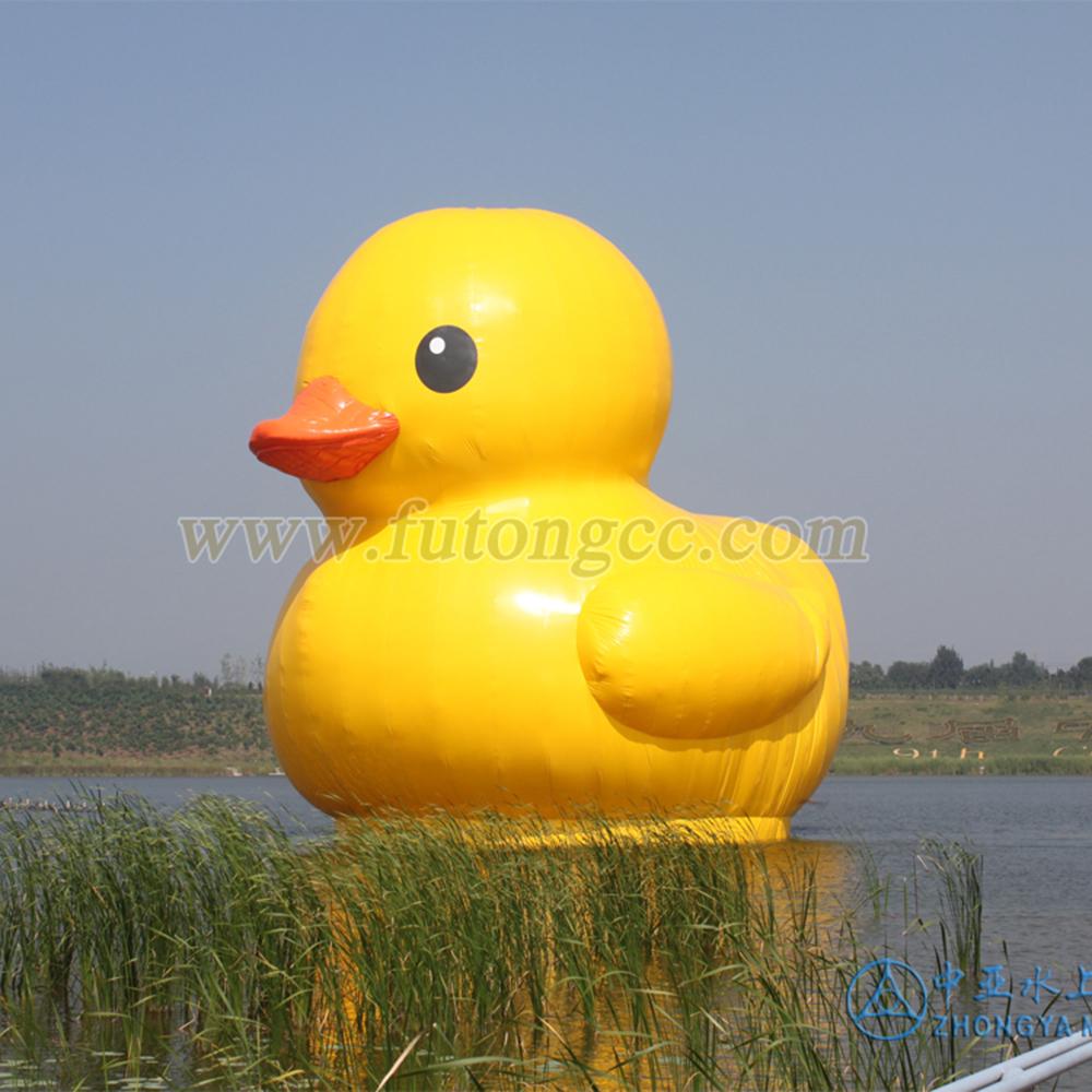 大黄鸭项目
