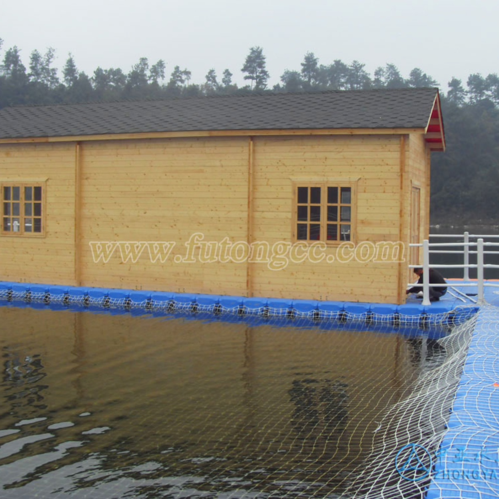 千岛湖磁法实验室浮动平台