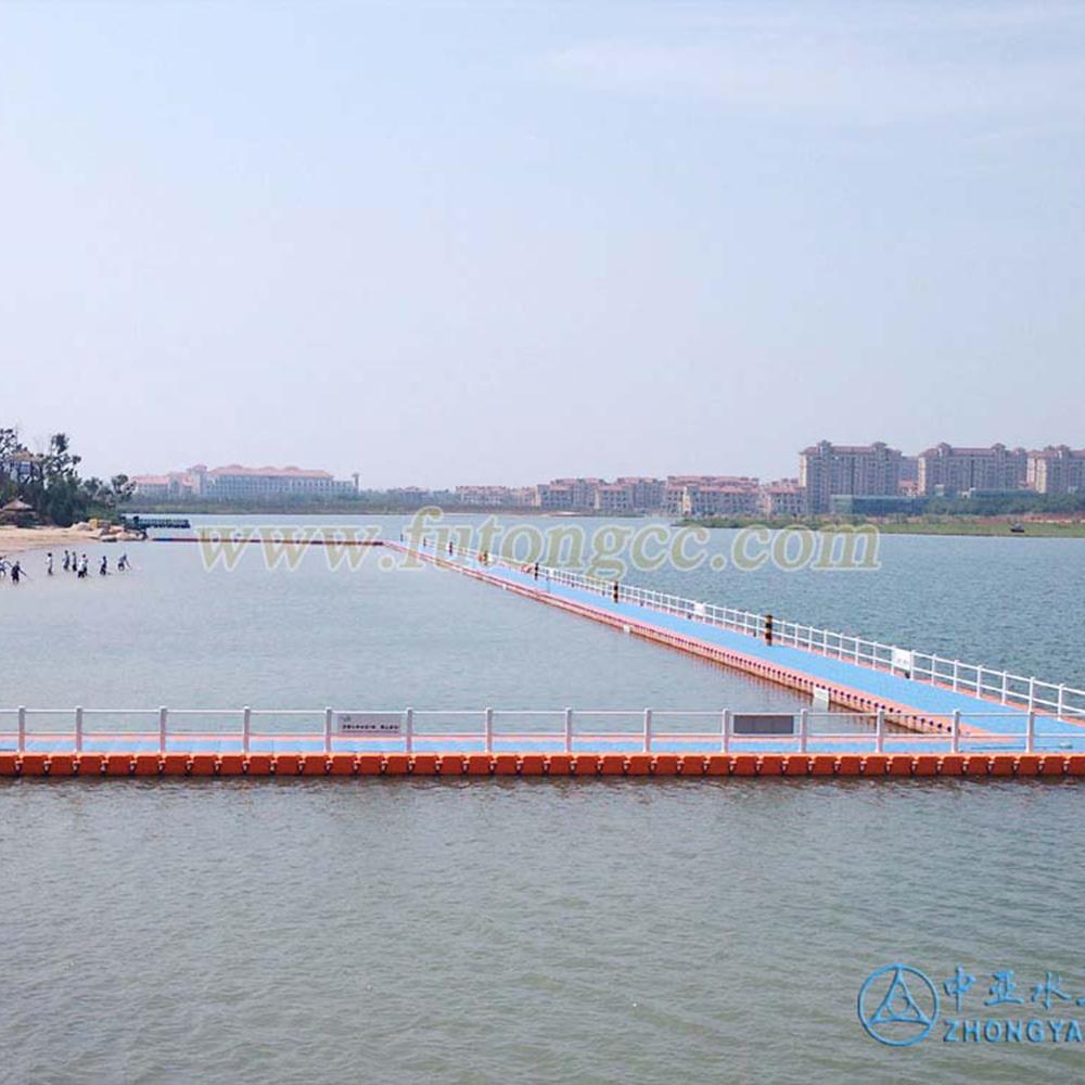 安徽芜湖水上休闲平台