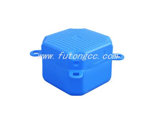 Float (blue)