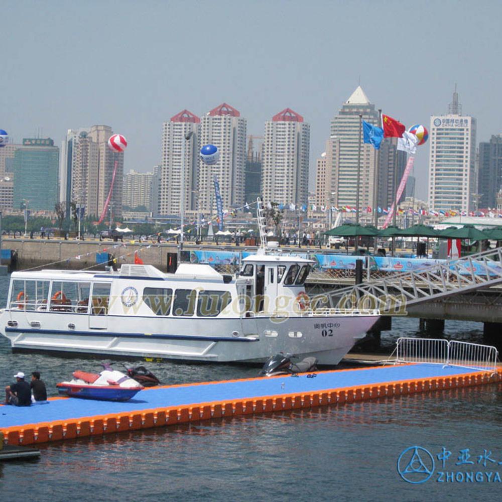 青岛奥帆中心浮动码头