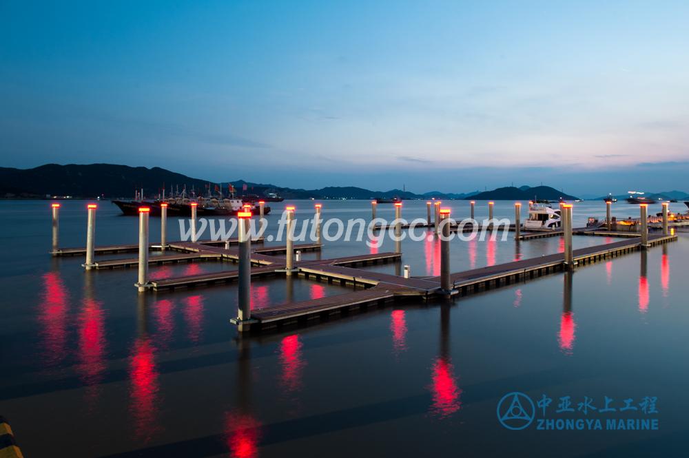 象山石浦游艇码头